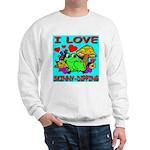 I Love Skinny-Dipping Sweatshirt
