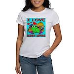 I Love Skinny-Dipping Women's T-Shirt