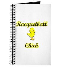 Racquetball Chick Journal