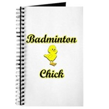 Badminton Chick Journal