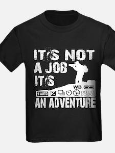 it's not ajob it's an adventu T