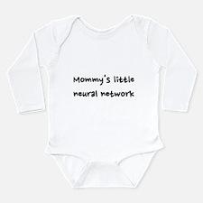Mommy's little neural network Long Sleeve Infant B