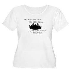 Doctors Big Pharma T-Shirt