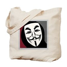 Occupy Mask Tote Bag