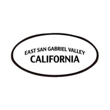 East San Gabriel Valley California Patches