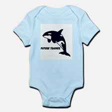 Unique Orca Infant Bodysuit