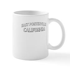 East Porterville California Mug