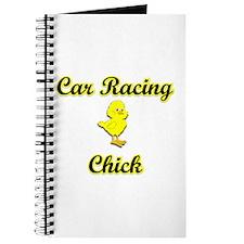 Car Racing Chick Journal