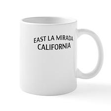 East La Mirada California Mug