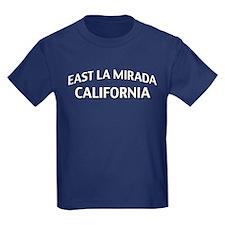 East La Mirada California T
