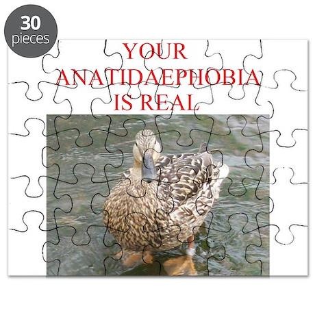 Anatidaephobia Puzzle