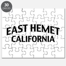 East Hemet California Puzzle