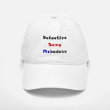 Detective Sexy Baseball Baseball Cap