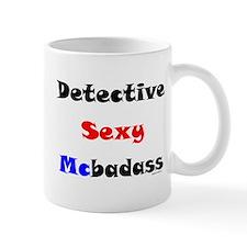 Detective Sexy Mug