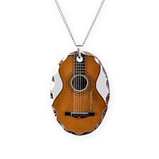 1890's Parlor Guitar Necklace