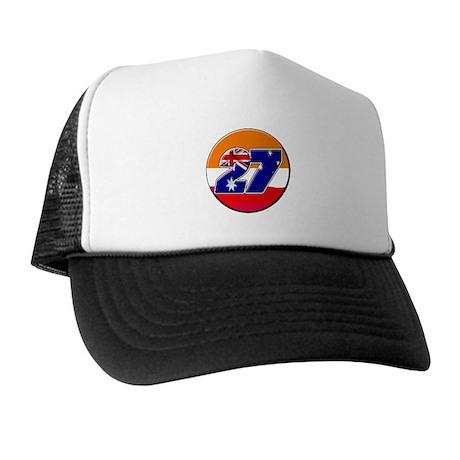 cs27repcircle Trucker Hat