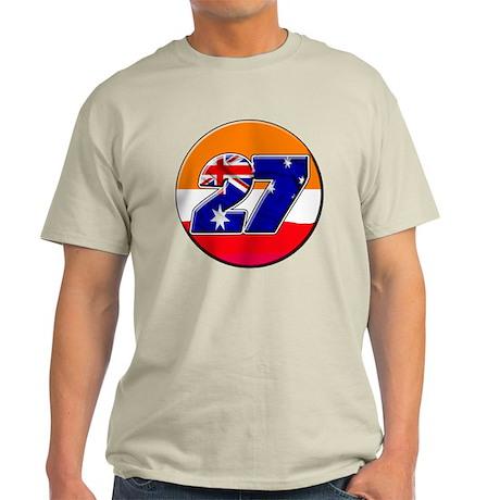 cs27repcircle Light T-Shirt