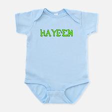 NHhalo Infant Bodysuit