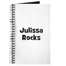 Julissa Rocks Journal