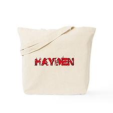 NHwarrior Tote Bag