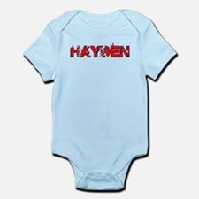 NHwarrior Infant Bodysuit