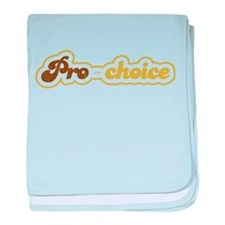 pro-choice baby blanket