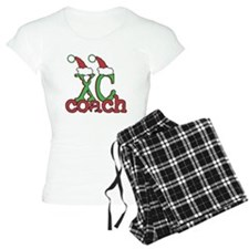 XC Xmas Cross Country Coach pajamas