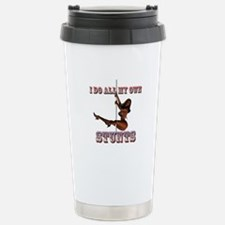 Stunts 3D 3 Travel Mug