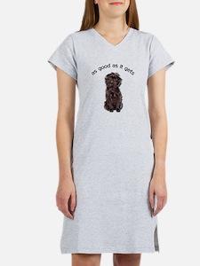 Good Affenpinscher Women's Nightshirt