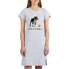 Boston Terrier Life Women's Nightshirt