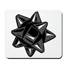 Black Bow Mousepad