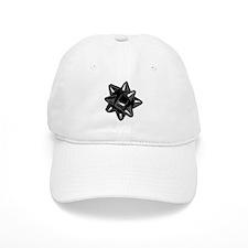 Black Bow Baseball Cap