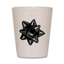 Black Bow Shot Glass