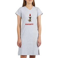 Naughty Puggle Women's Nightshirt