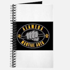 AMA Black/Gold Logo Journal