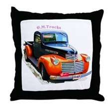 1948 G.M.C.Pickup Throw Pillow