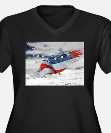 Eagle06 Plus Size T-Shirt