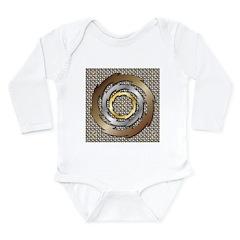 Thunder Long Sleeve Infant Bodysuit