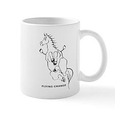 Flying Change Mug