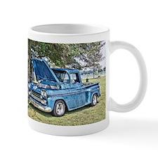 Blue Truck Mug