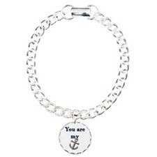 Cute Friendship designs Charm Bracelet, One Charm