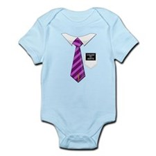 Called to Serve Mission Tag P Infant Bodysuit