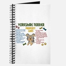 Yorkshire Terrier Property Laws 4 Journal
