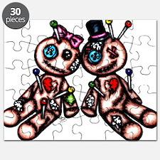 Funny Tattoo art Puzzle