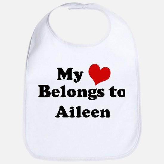 My Heart: Aileen Bib