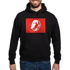 Leninist Flag Hoodie