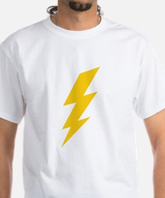 Yellow Thunderbolt Shirt