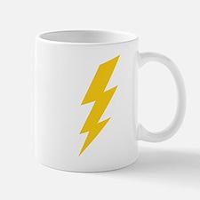 Yellow Thunderbolt Mug