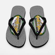Galt's Gulch Trading Co. Flip Flops
