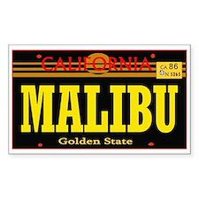 Malibu -- T-Shirt Stickers